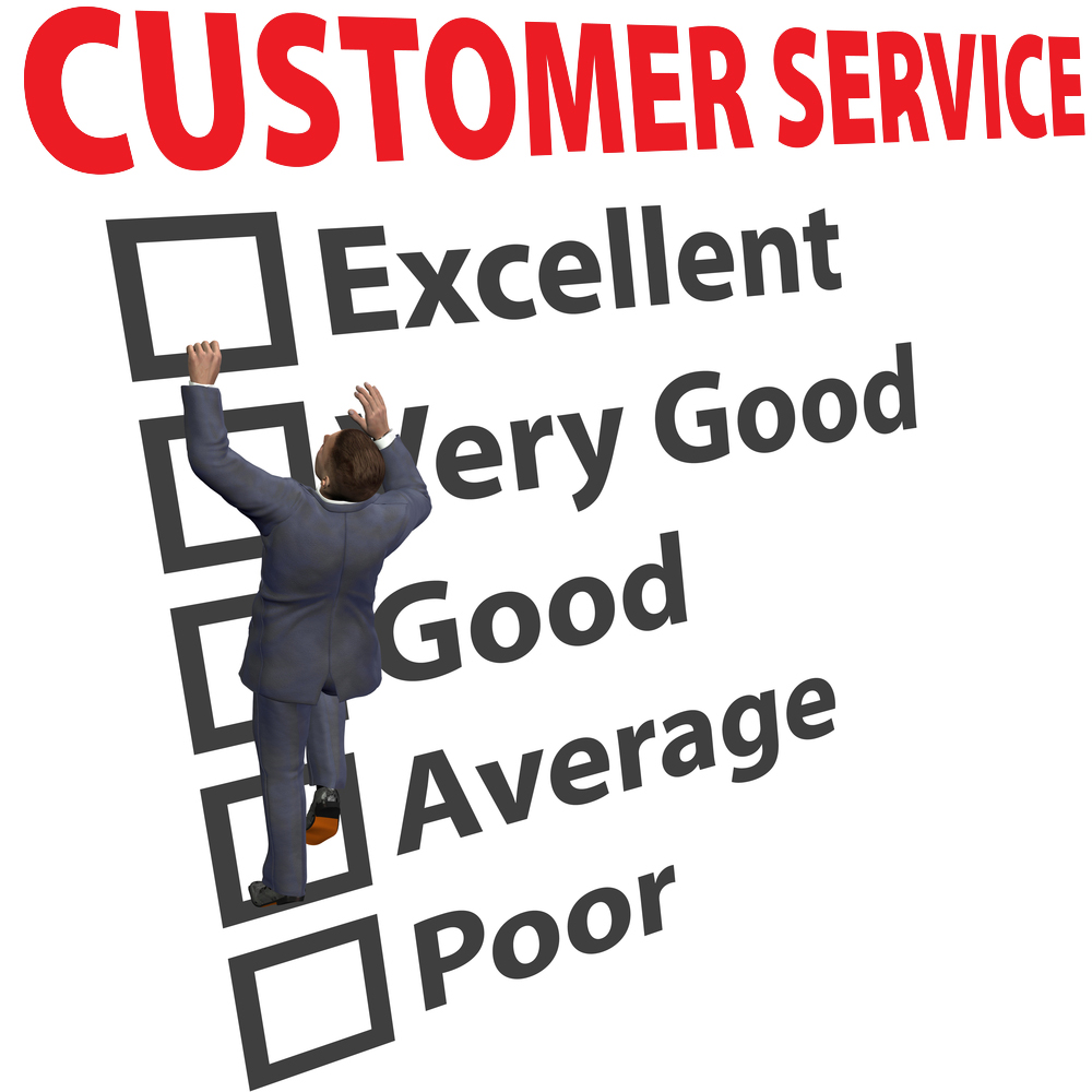 what experience do you have in customer service